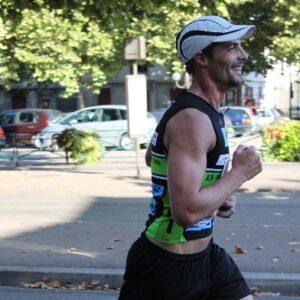 Photo de Christophe Vaillant sur le 10km de Sens en 2010